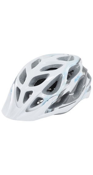 Alpina Mythos 2.0 Helm white-lightblue-darksilver